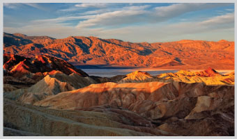 Winter Sun: Cycling California's Death Valley??????