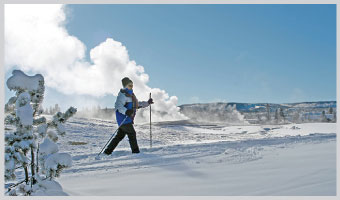 Yellowstone in the Winter: Skiing America's First National Park?