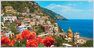 The Amalfi Coast & Capri